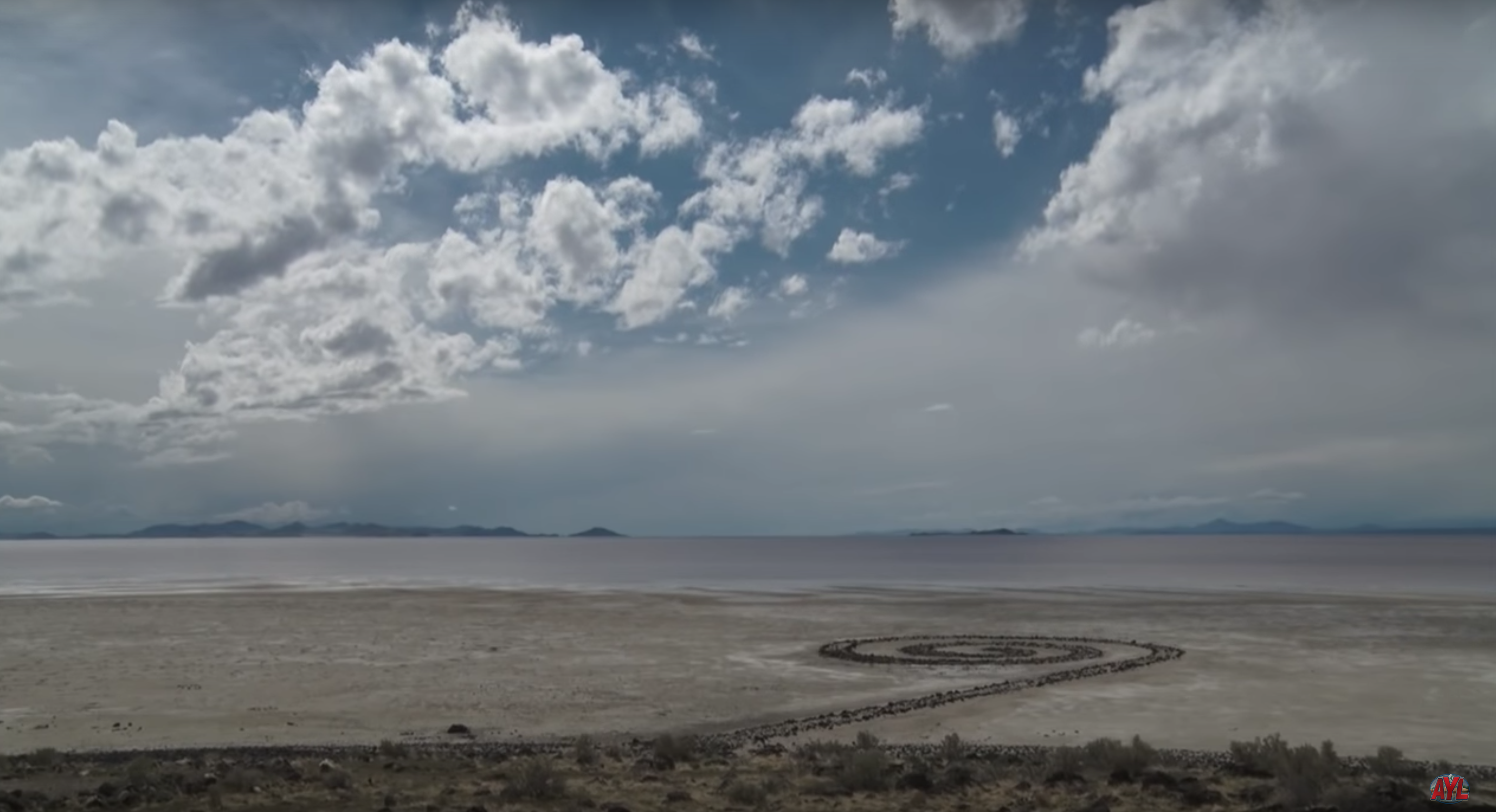 Spiral Jetty – Sanpete County – Water Traditions