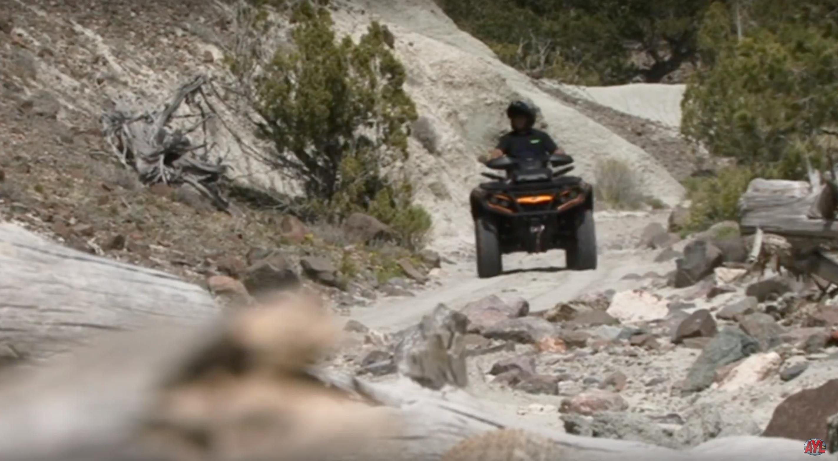 Outlaws & Exploration – ATVing Bear Lake – Weller Recreation
