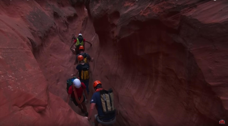 Canyoneering Escalante – Hanksville Adventure – Joe's Valley Reservoir