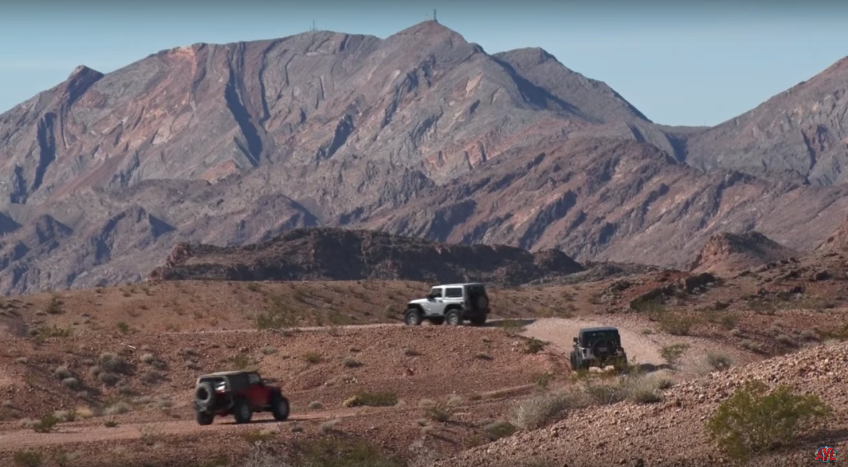 Nevada Desert – Mount Pleasant – South Africa