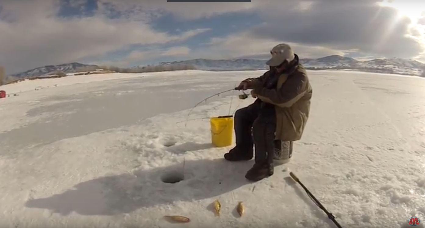 Flight Linez – Ice Fishing