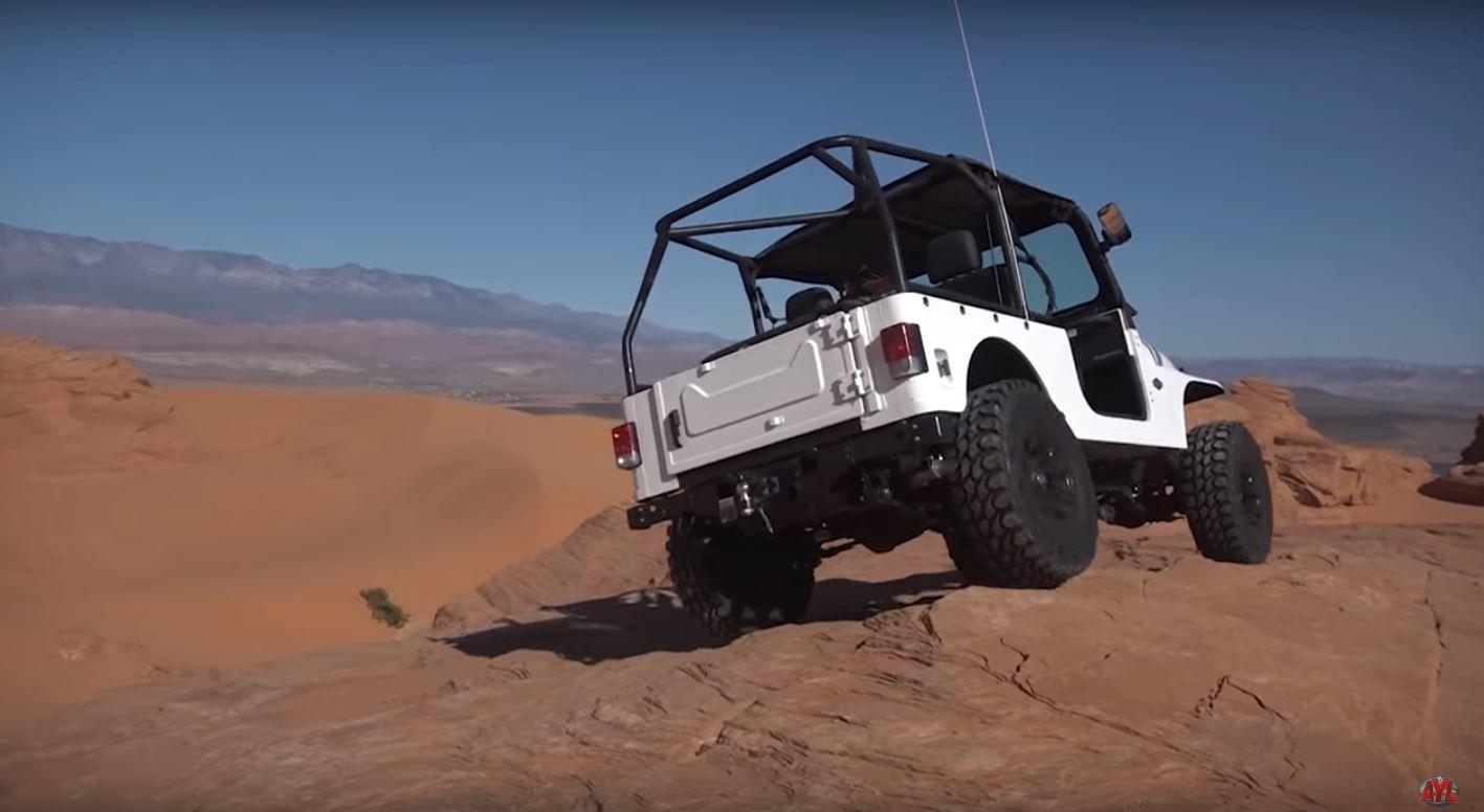 North Springs Recreation Area – Sand Hollow Rally – Mahindra Roxor