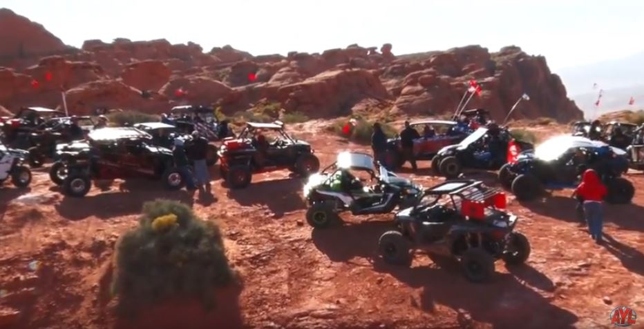 Sand Hollow Side by Side Rally 2018