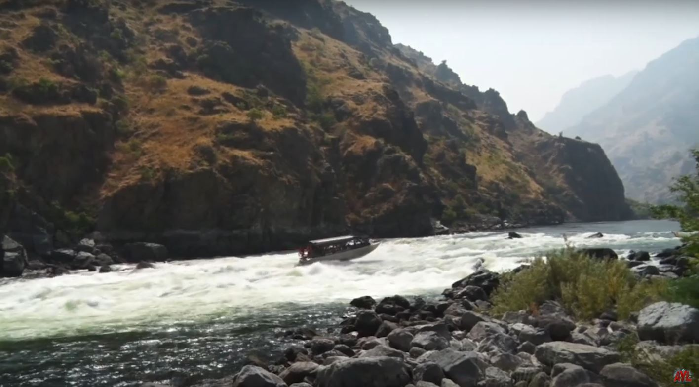 Parris RV Safari – Jet Boating – Montana White Water – Beer Battered Cat Fish