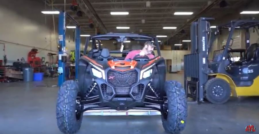 Weller Recreation ATV Assembly
