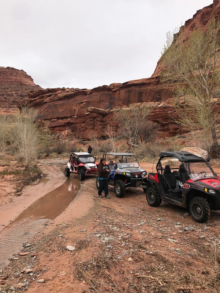 AYL Tri State OHV Jamboree – Nolan Steadman – Tread Lightly- McDowell Family Moab Ride