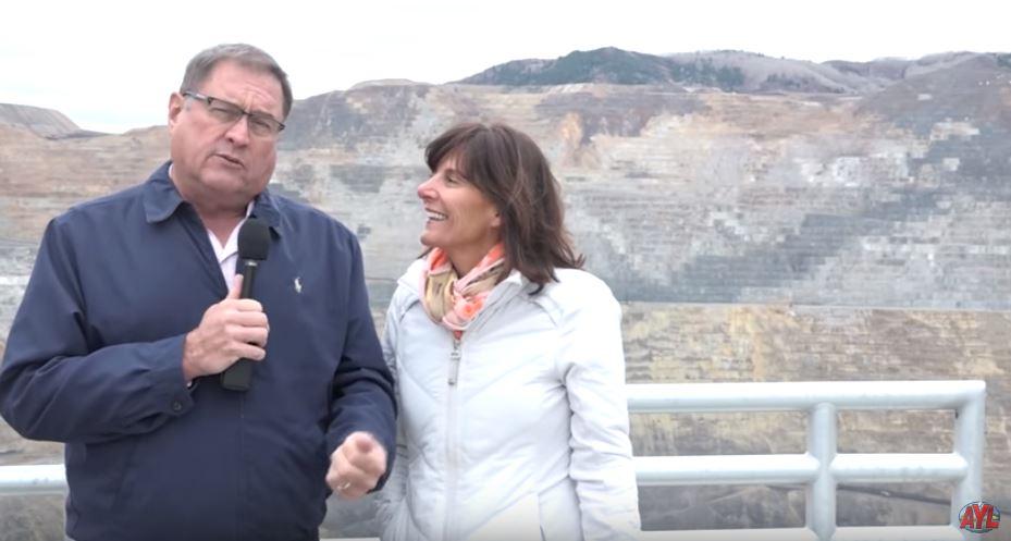 Rio Tinto Copper Mine Spring 2019