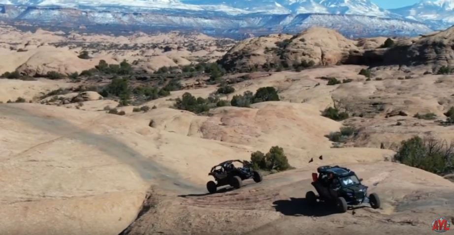 Family and Friends in Moab