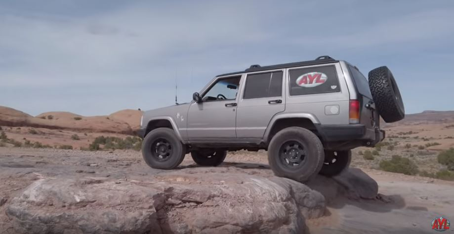 Moab Easter Jeep Safari 2019