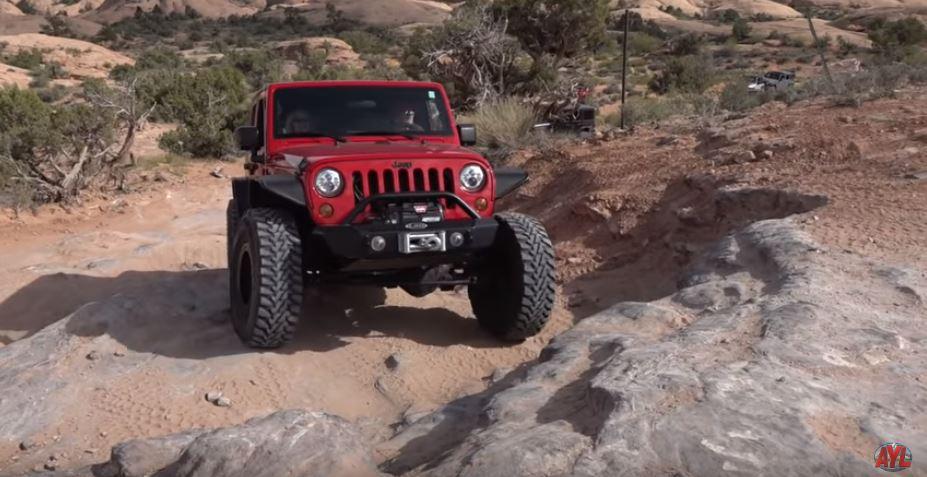 Easter Jeep Safari – Pioneer Park