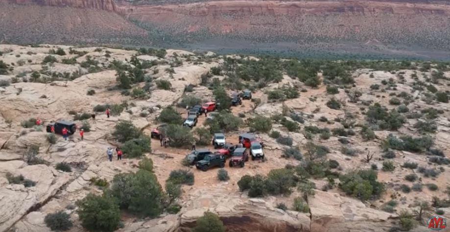 Arch Canyon Jeep Jamboree 2019