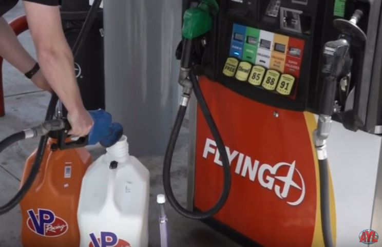 Eagles Landing Ethanol Free Fuel
