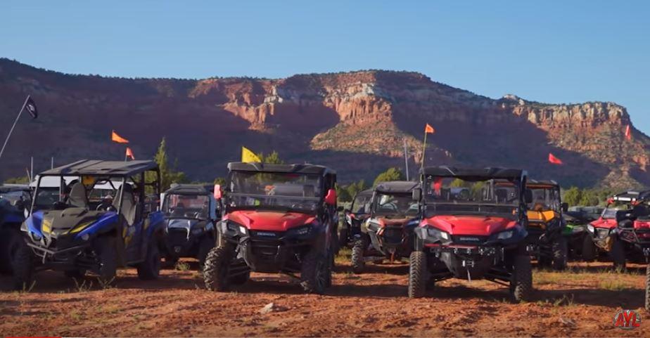 Kanab Red Rock ATV Jamboree – Italy by Yacht