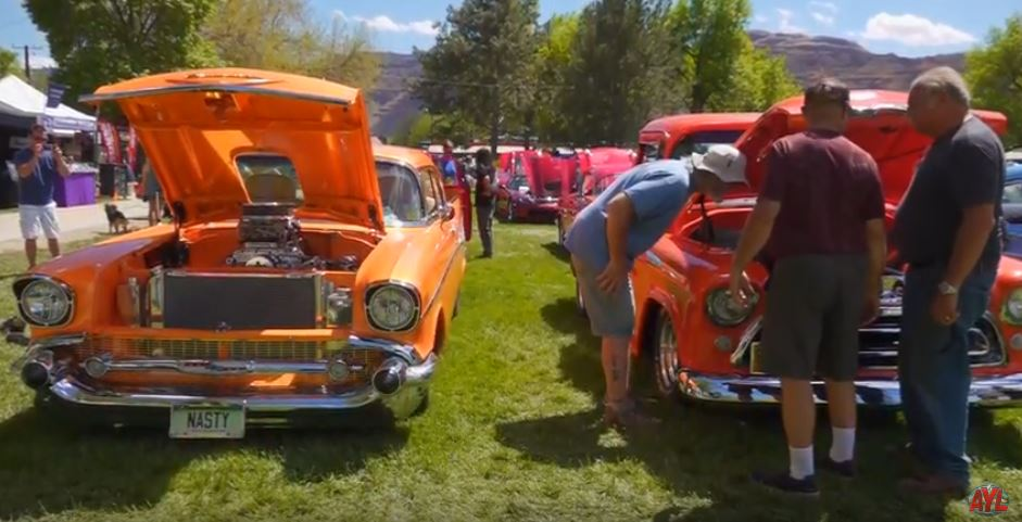 Moab Car Show – Coral Pink Sand Dunes
