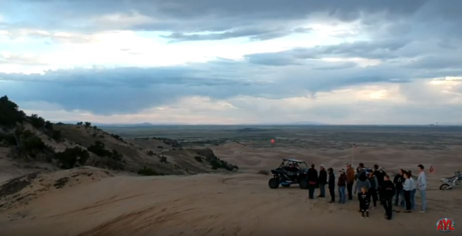 Easter Weekend at the Sand Dunes