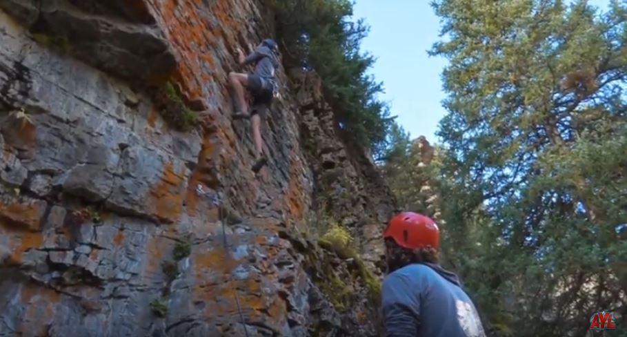 Beaver Rock Climbing