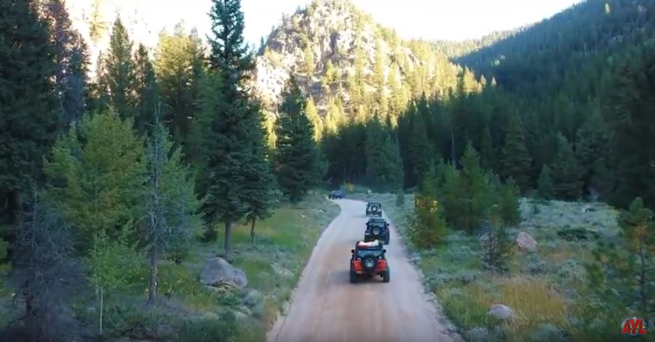 Colorado with the Lone Peak 4 Wheelers