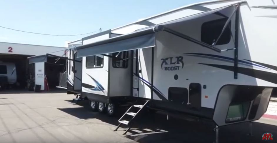 XLR Boost 37TSX13 Trailer Review