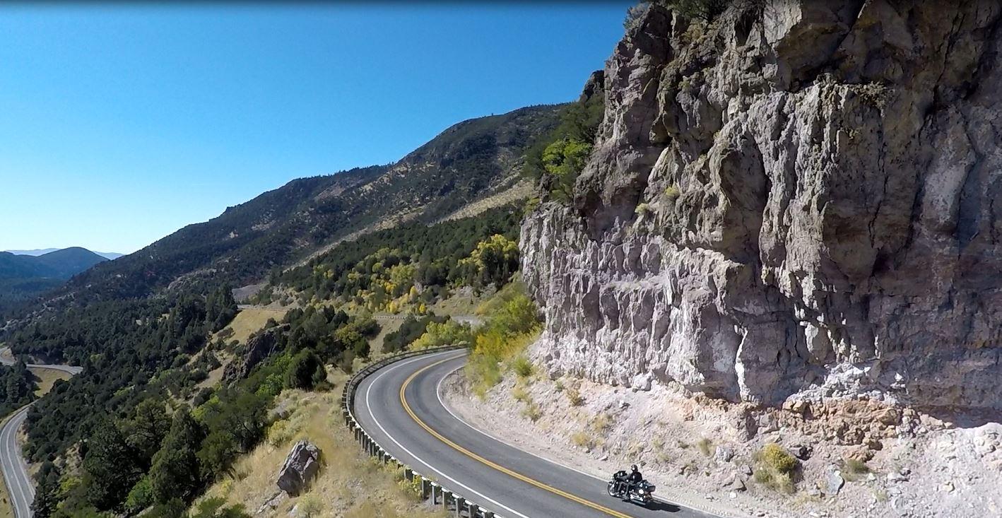 Beaver Motorcycle Adventure