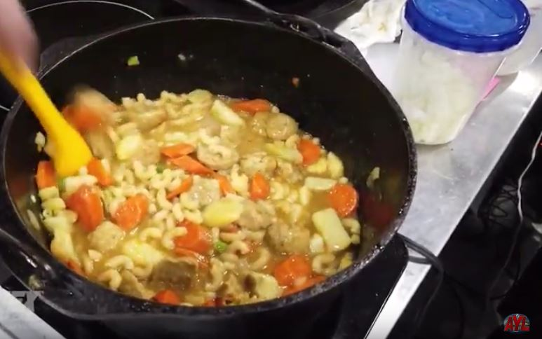 Dutch Oven Curry