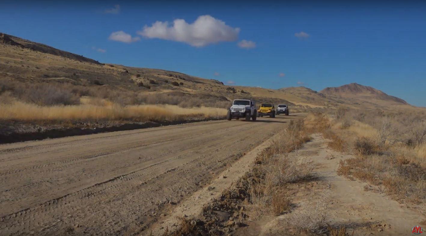 Tooele Jeep Adventure