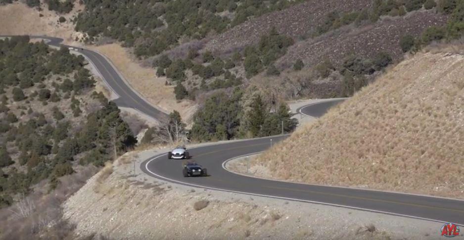 Highway 128 in Moab with Vanderhalls