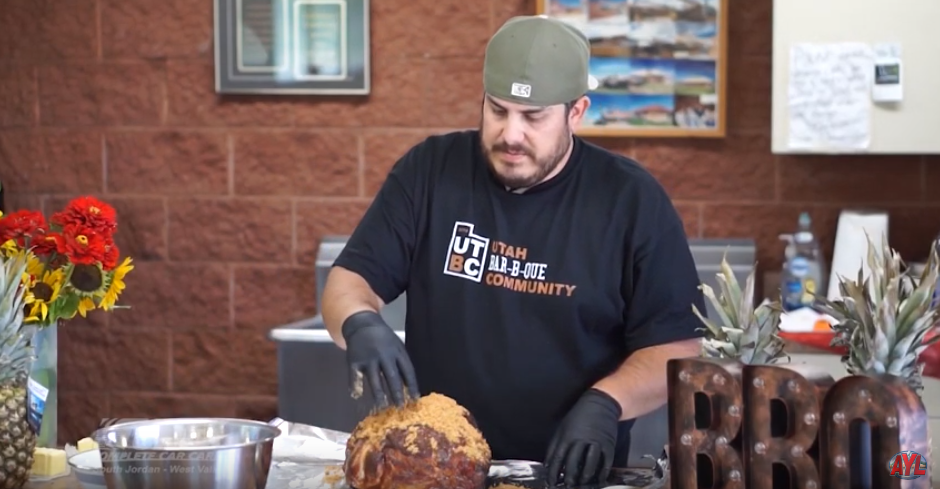 Pork Shoulder Recipe with Anthony Lujan