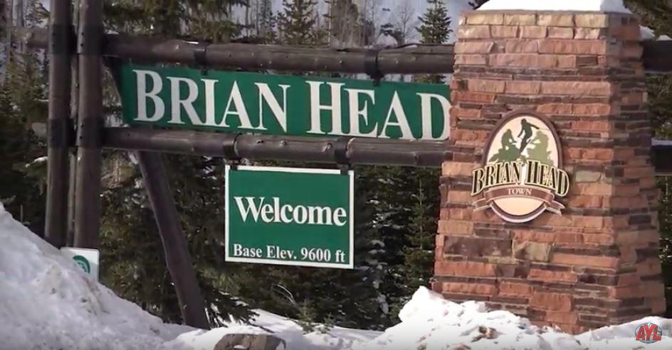 Winter at Brian Head Resort