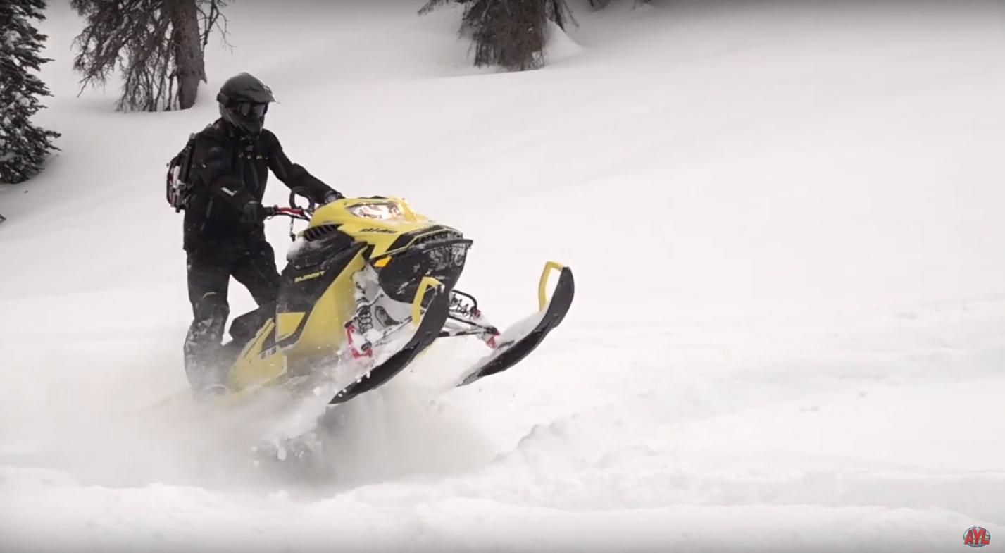 EXTENDED – Weller Recreation Ski-Do 850 ETEC Turbo Review