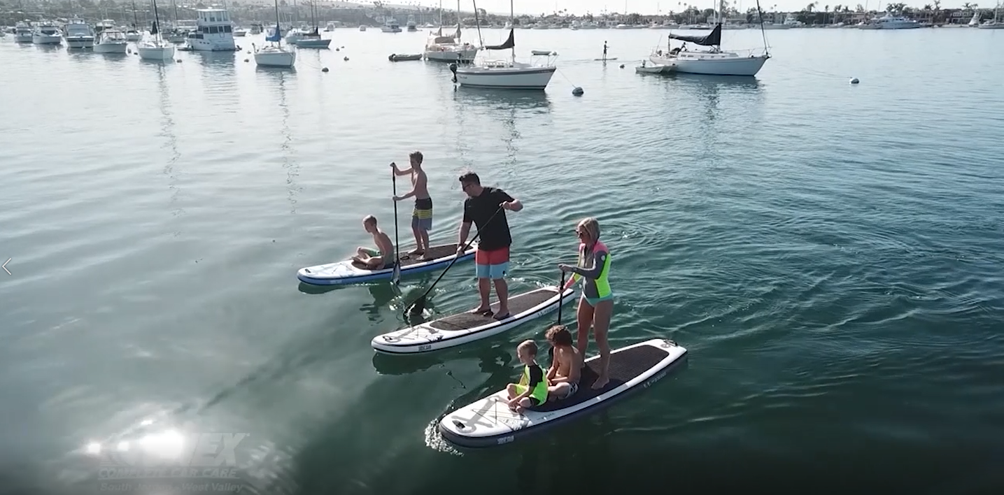 Stand-Up Paddle Board from Yacht Club Surf