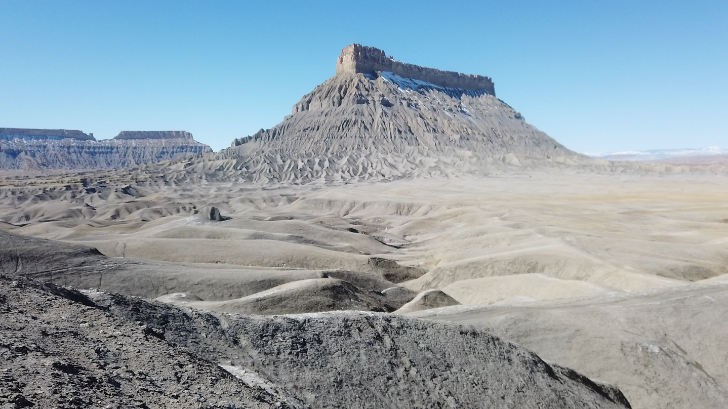 Back to Factory Butte at Last!