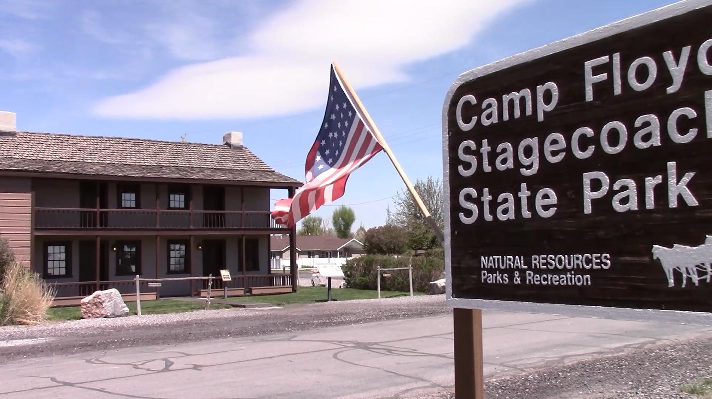 Camp Floyd State Park