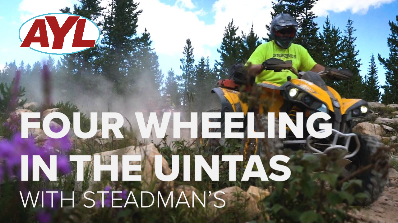 Uinta Four Wheeling with Steadman's