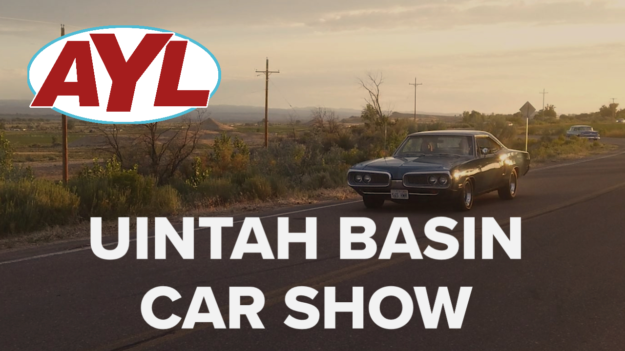 Uintah Basin Car Show
