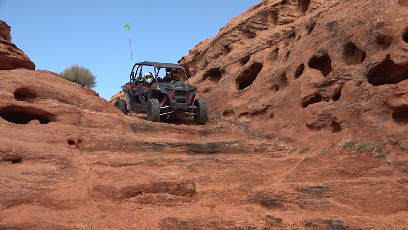 Playing Safe with the Southern Utah Adventure Center