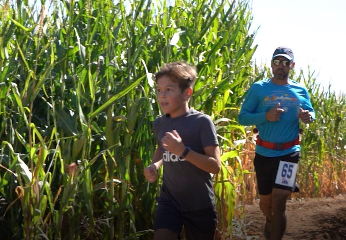 Blue Bell Corn Maze Full Episode