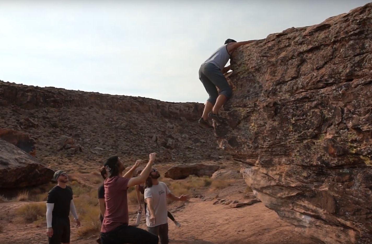 Moe's Valley Rock Climbing