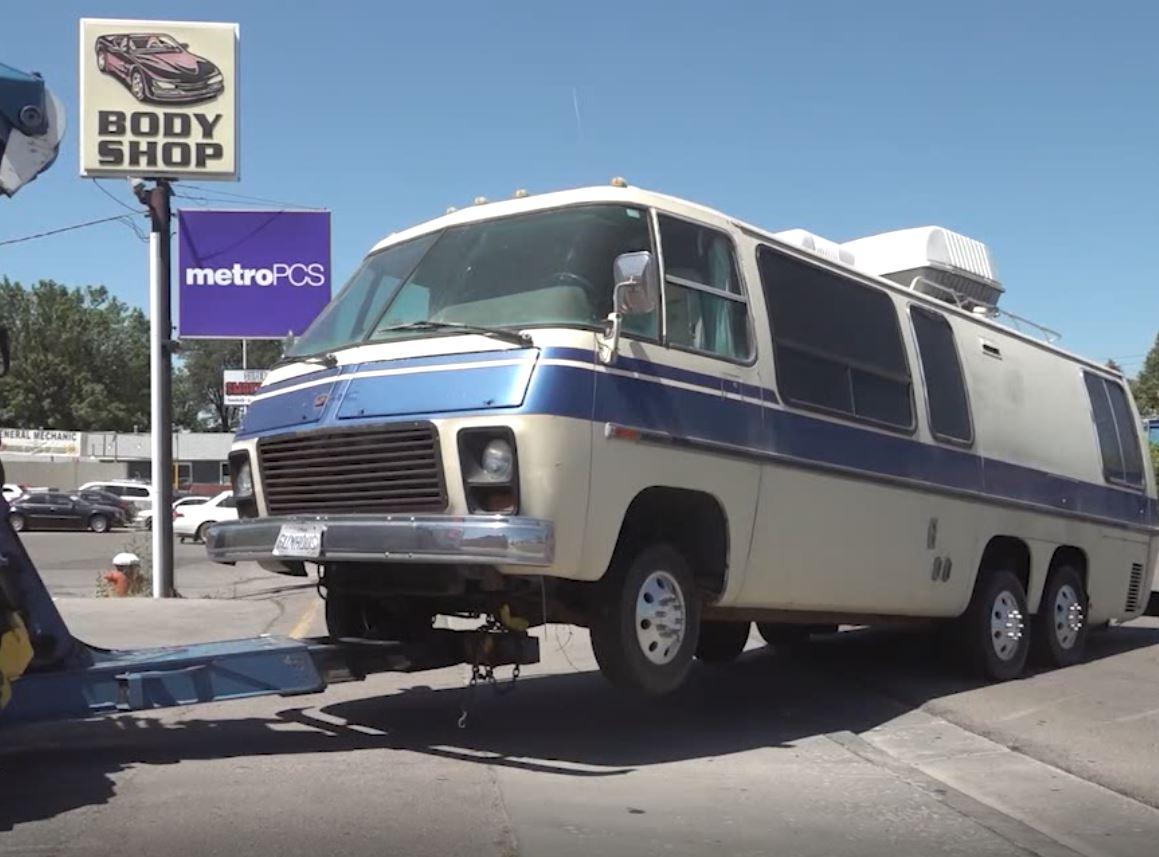 Van Goes RV Restoration Part 1
