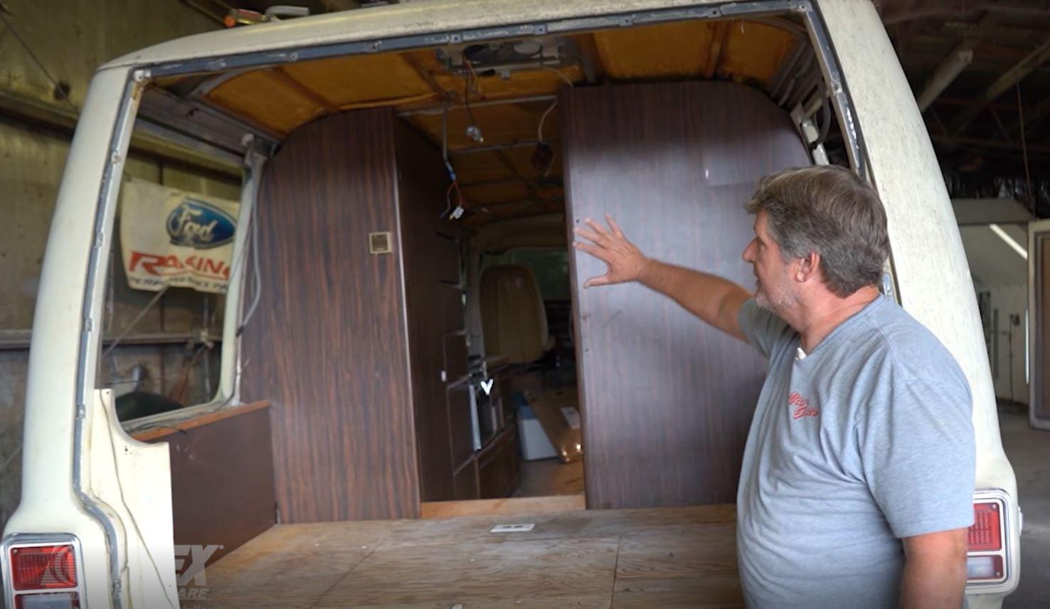 Van Goes RV Restoration Part Two