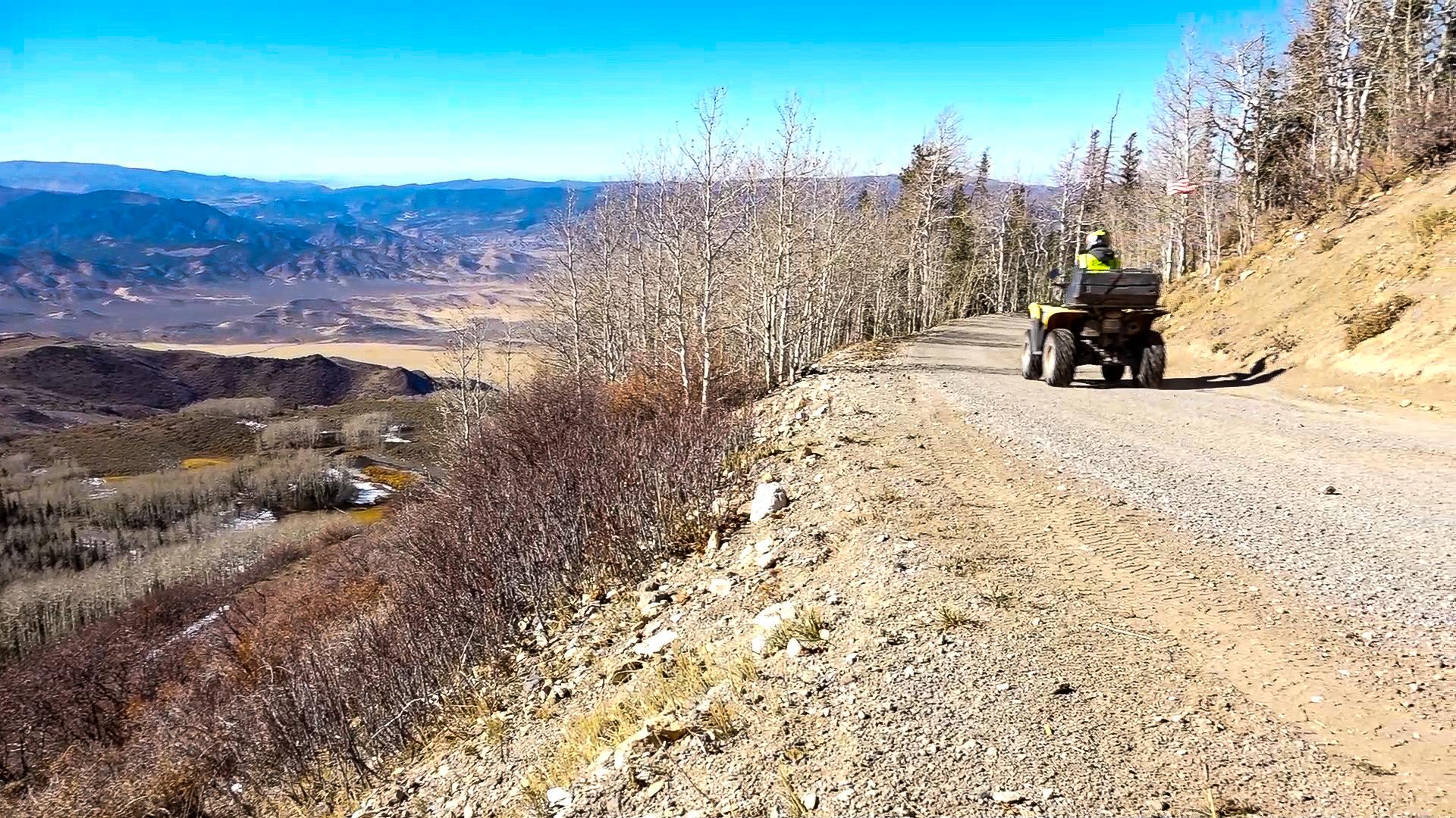 Paiute Trail System