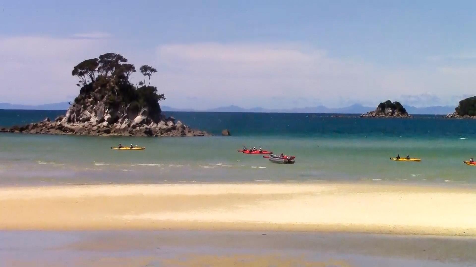New Zealand Wilds