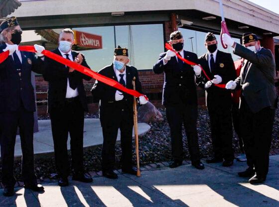 Eagles Landing Veterans Memorial Dedication