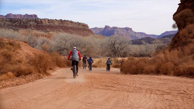 Ebike Zion with Steadmans Full Episode
