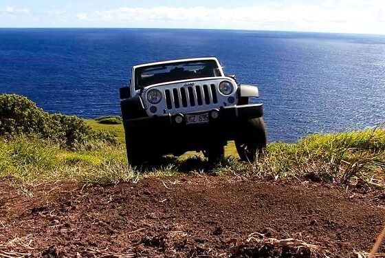 West Maui Jeep Adventures