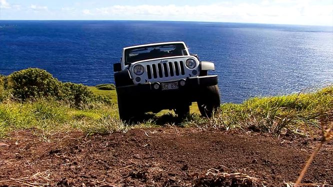 West Maui Jeep Adventures