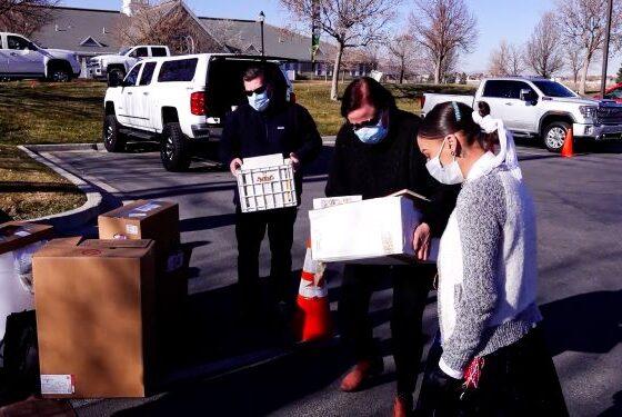 Navajo Hardship Relief Drive