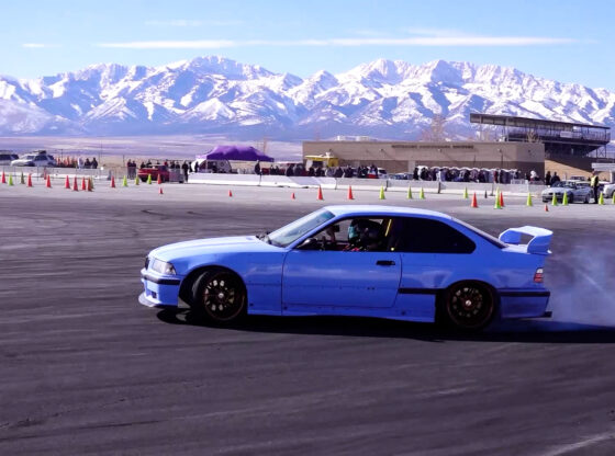 Utah Motorsports Campus - Salt City Drift