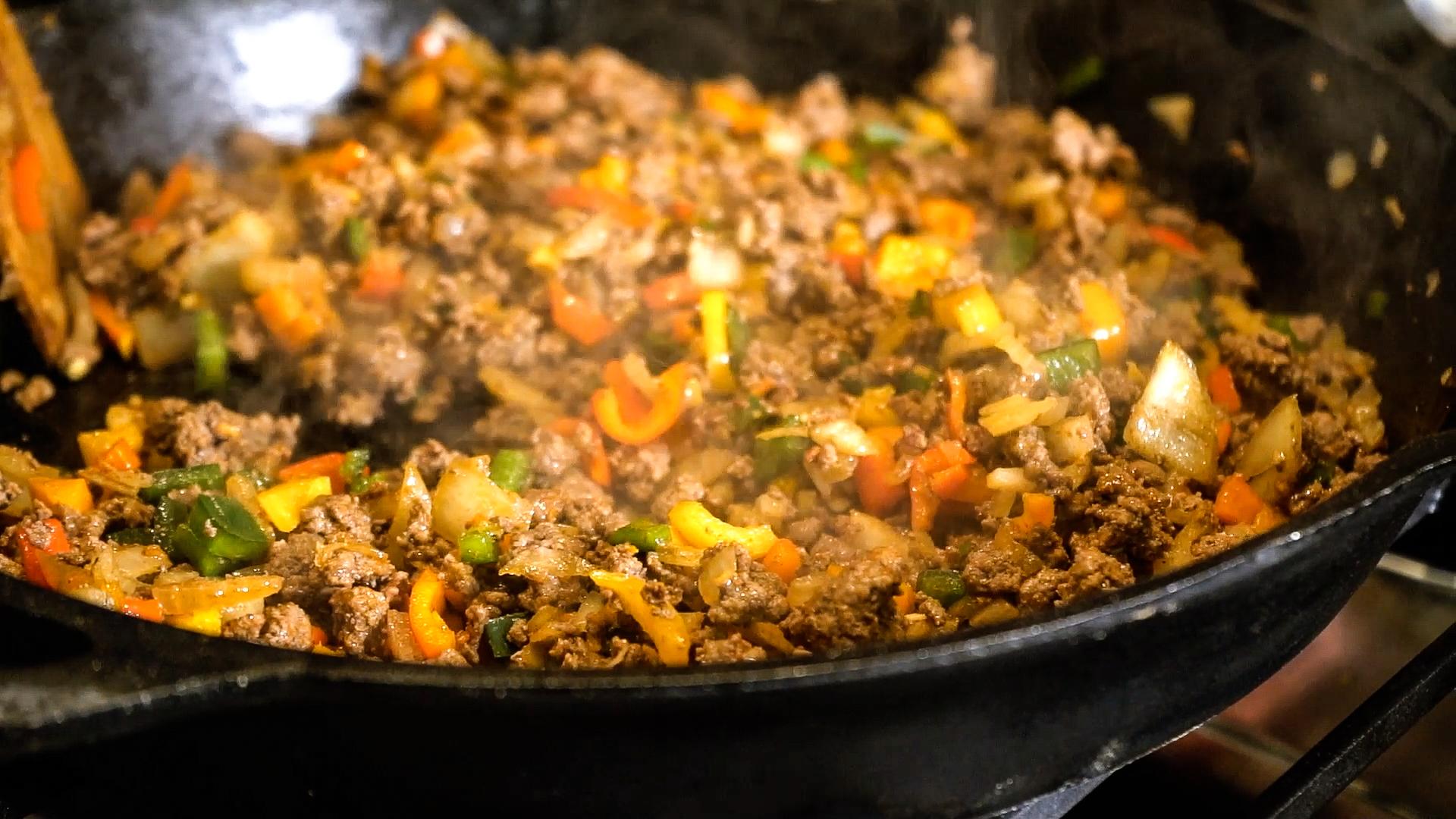Yardley Beef Tacos