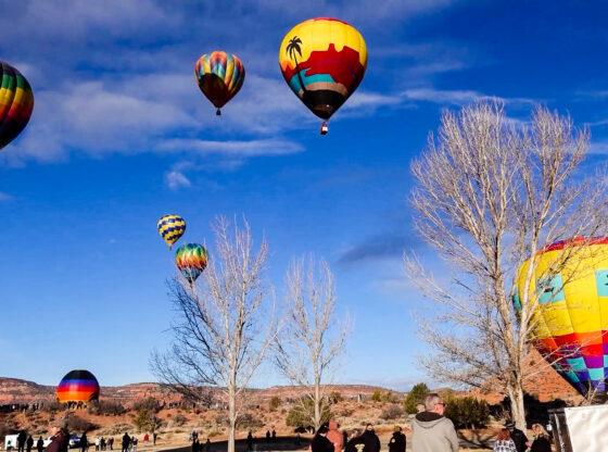 Kanab Balloons & Tunes