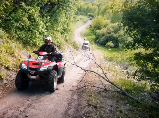 Russ Stucki ATV Ride